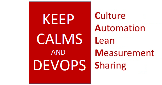 Keep CALMS and do DevOps