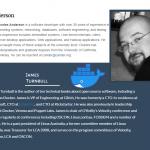 مصاحبه چارلز اندرسون با جیمز ترنبل درباره داکر – Docker